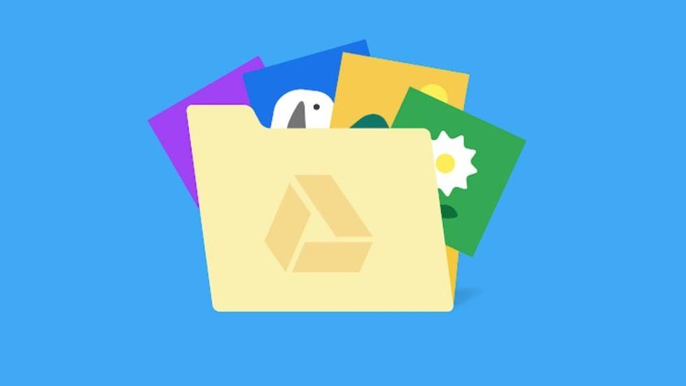 Google Drive och Foto