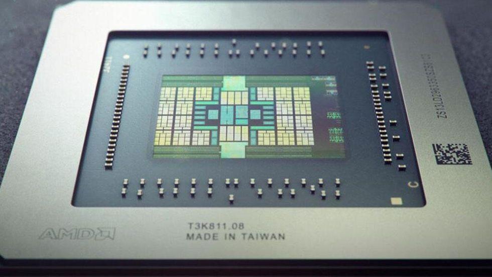 Radeon RX 5700-processorn