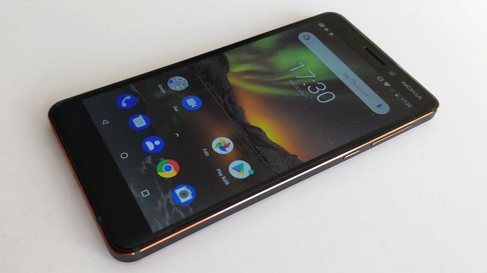 Nokia flyttar data till Finland