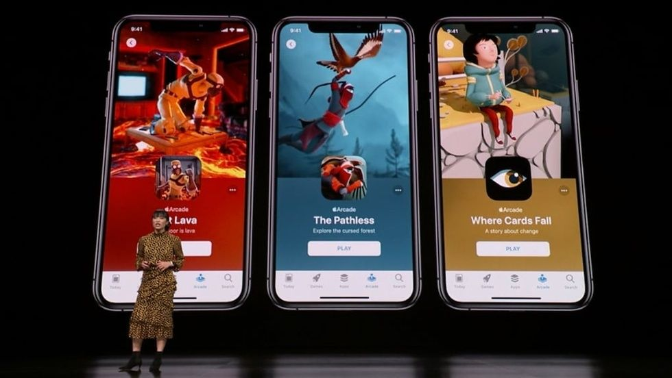 Apple är världens fjärde största gamingföretag