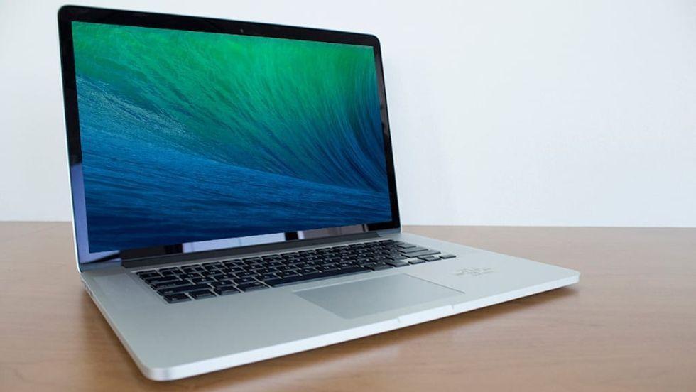 Macbook Pro återkallning batteri