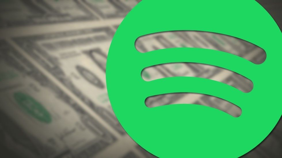 Spotify vill ha mer pengar