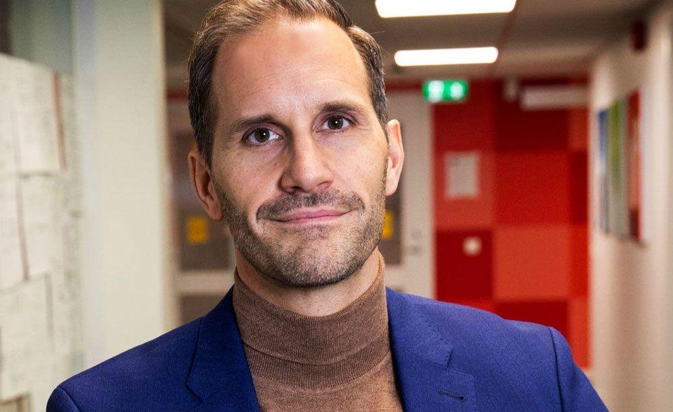 Erik Sandström.