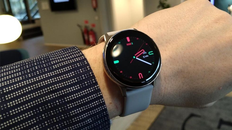 Samsung Galaxy Watch Active får nya funktioner