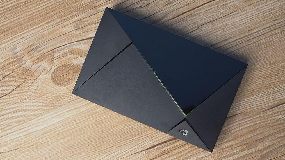 Nvidia Shield TV kan komma i ny modell