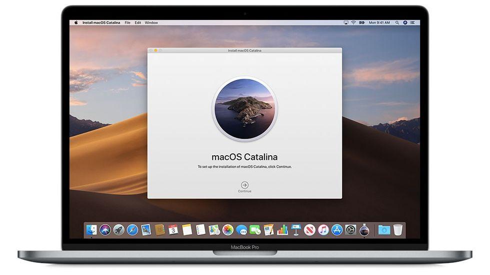 Installera Mac OS Catalina-beta