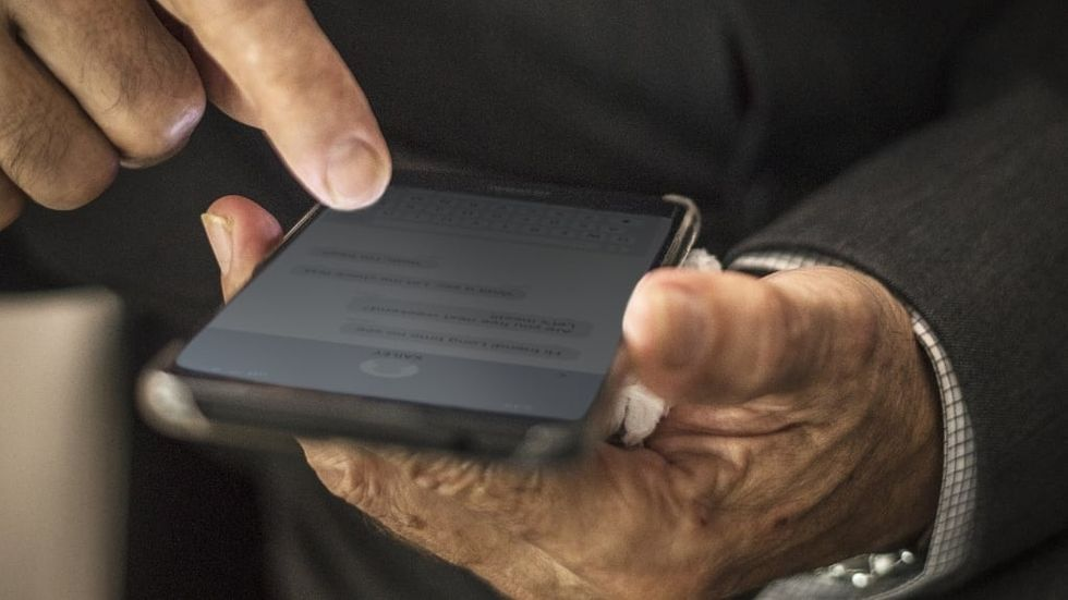 Mobilberoende