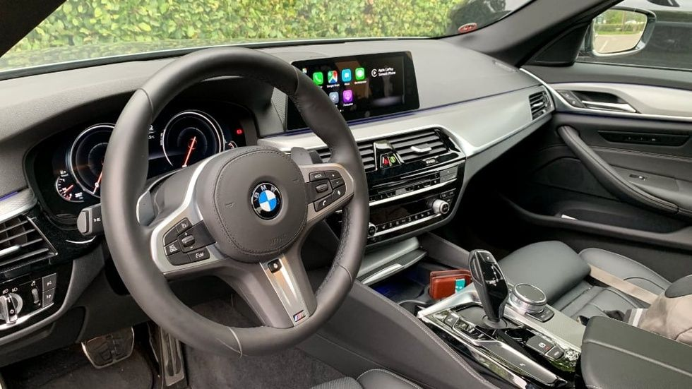 Carplay BMW pris