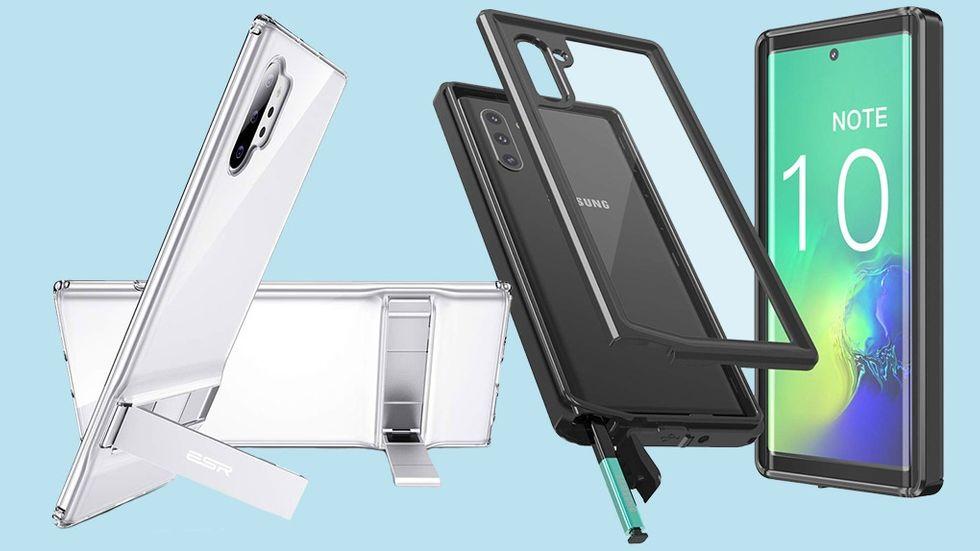 Note 10: Skal och fodral till Samsungs senaste mobiler