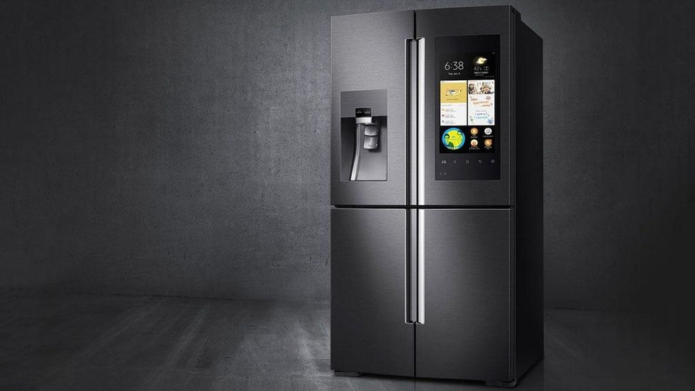 Smart kylskåp