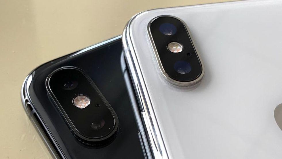 Dubbelkamera Iphone