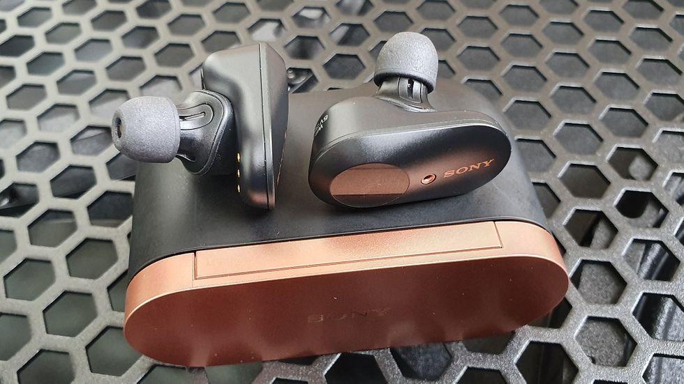 Test av Sony WF-1000XM3