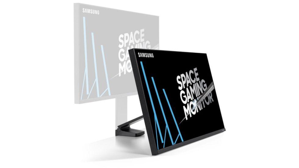 Space Gaming Monitor