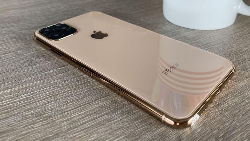 Nya Iphone 2019