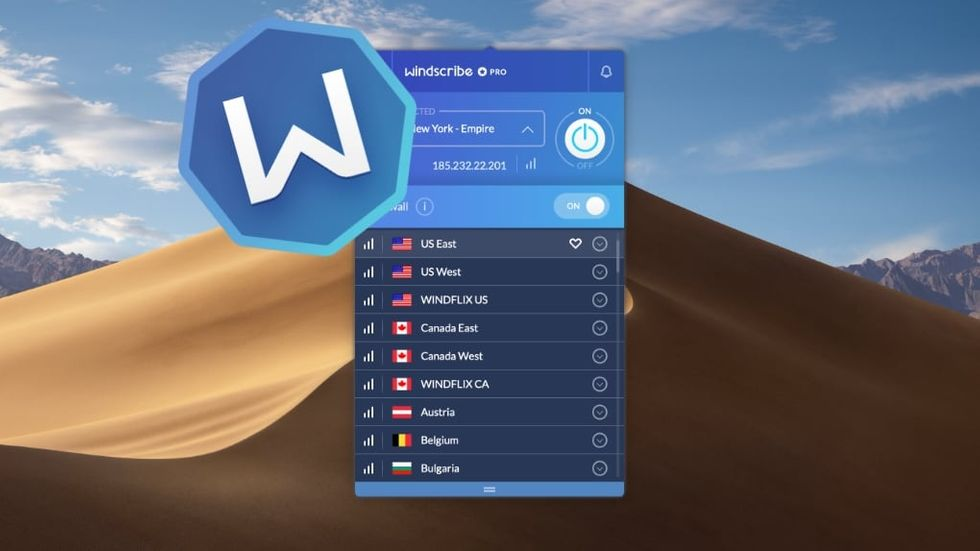 Test Windscribe vpn Mac