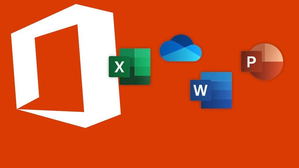 Microsoft Office onedrive