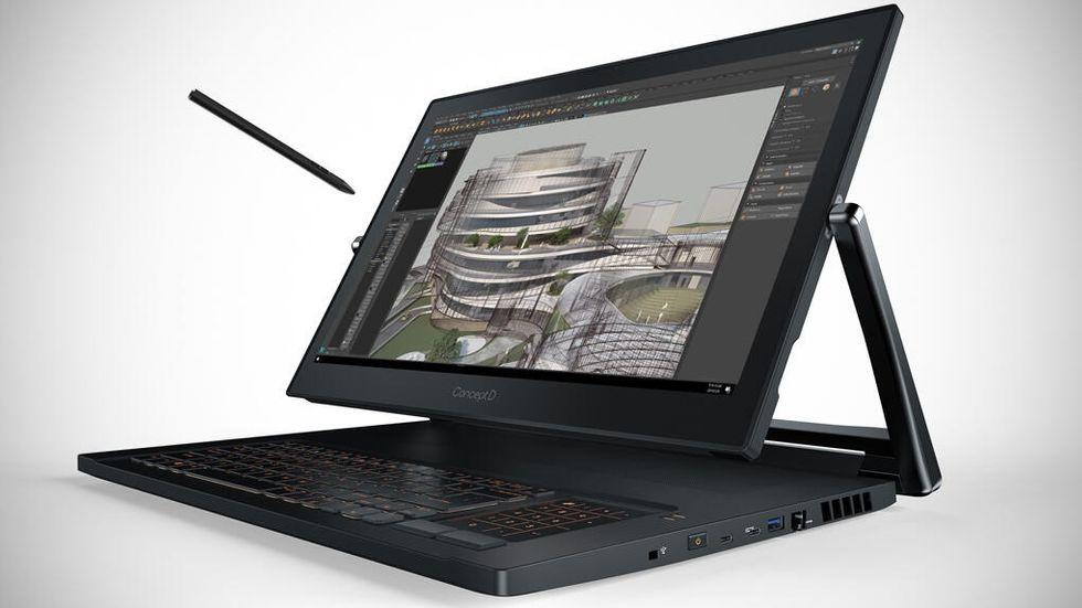 Acer Concept D 9 Pro