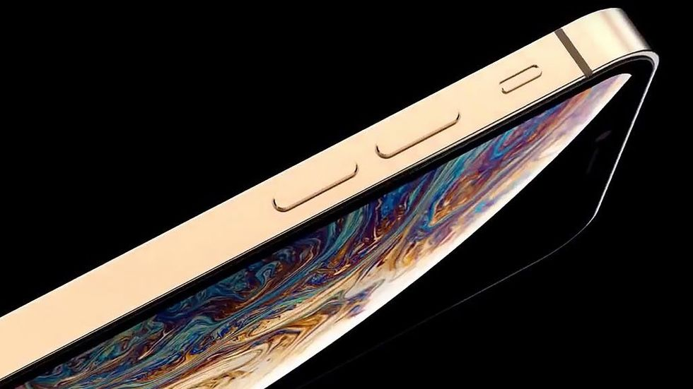 Iphone SE 2-koncept