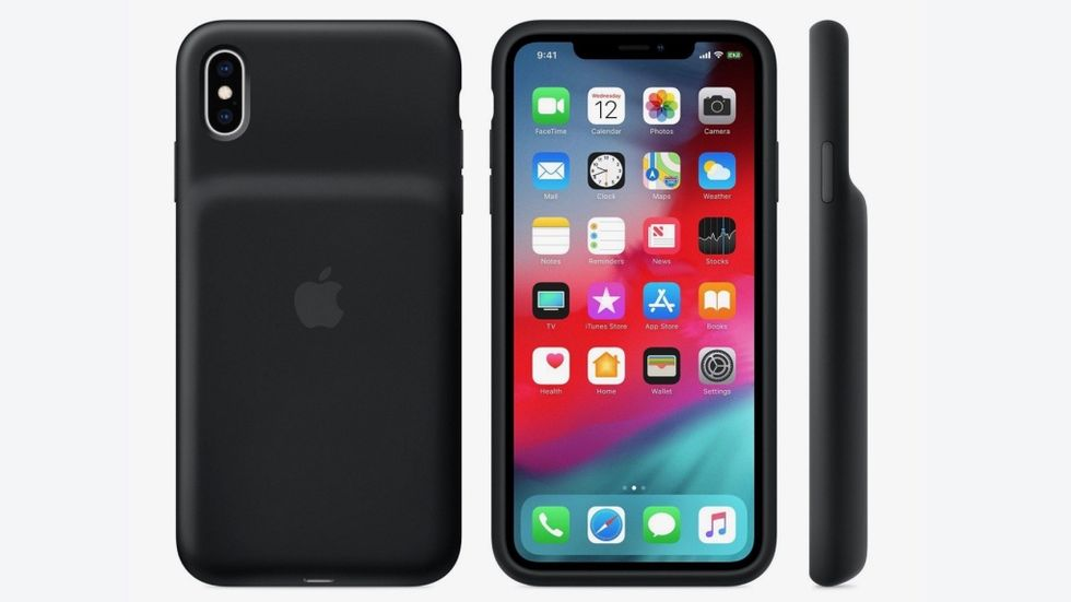 Smart Battery Case för Iphone XS