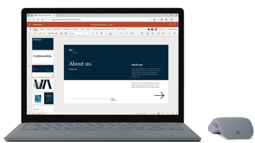 Office för webben