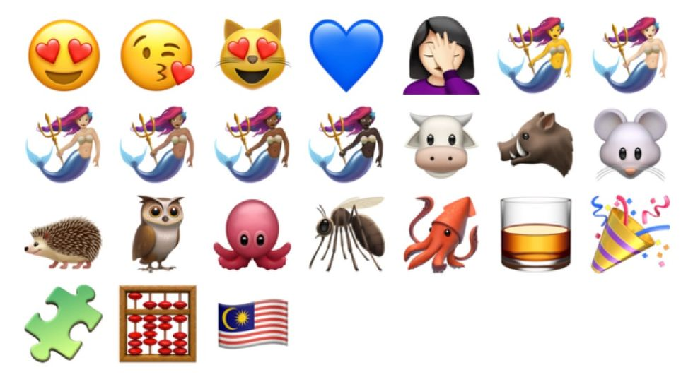 Emoji-symboler