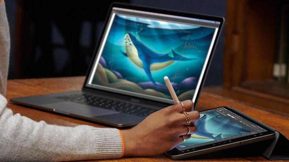 Ipad och Macbook