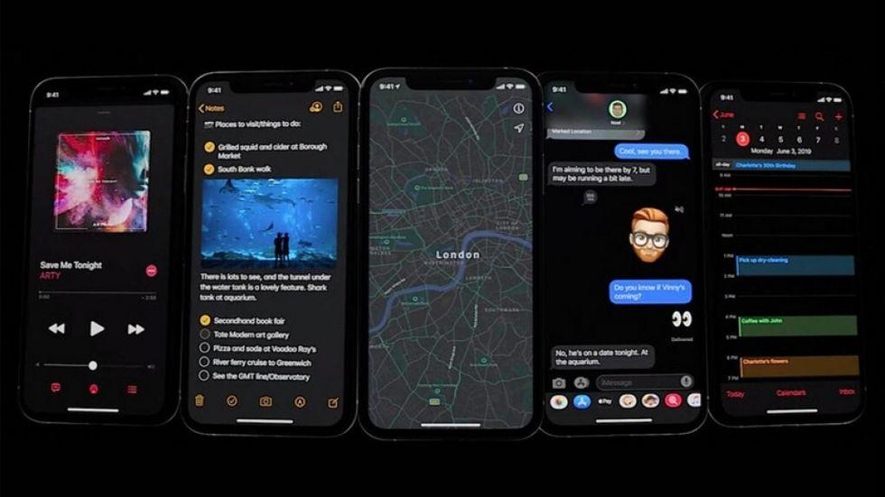 Appen finns förstås för både Android & Iphone.