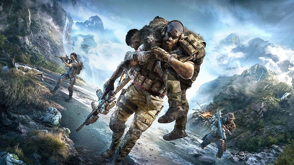 Ghost Recon: Breakpoint recension