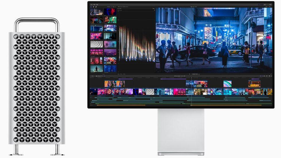 Final Cut Pro X på nya Mac Pro