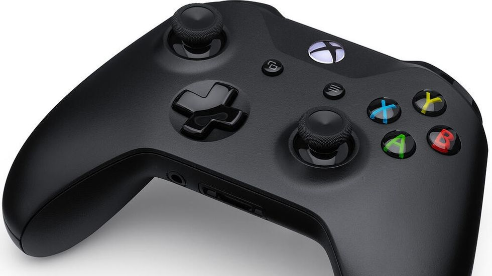 Xbox-handkontrollen