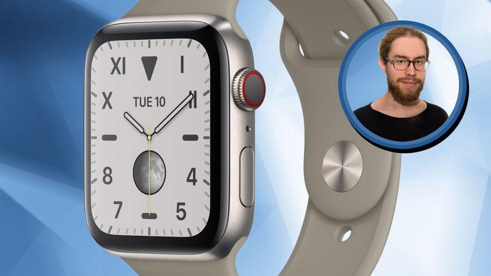 Apple Watch always on