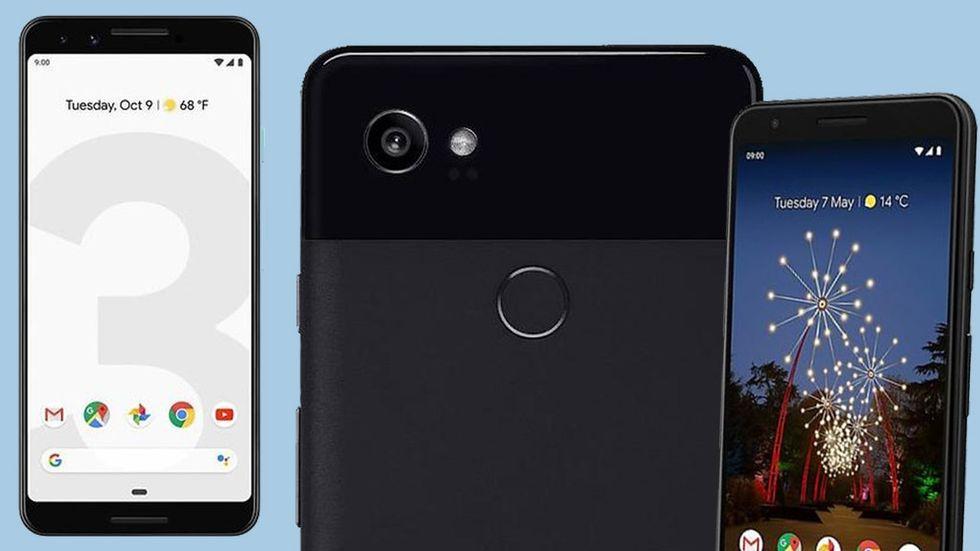 Här köper du Googles Pixel-telefoner i Sverige