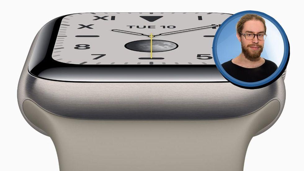App Store på Apple Watch