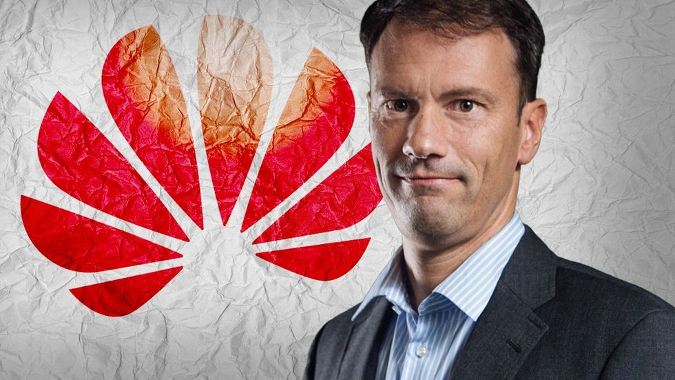 Martin Appel Huawei