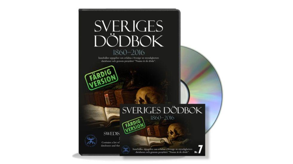 Sveriges dödbok