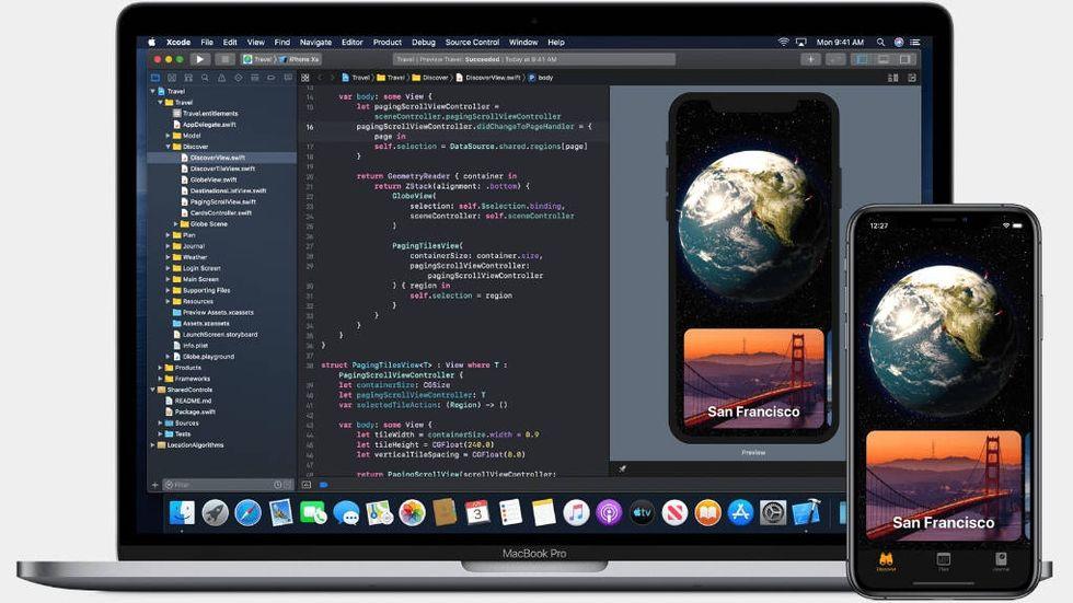 Xcode 11