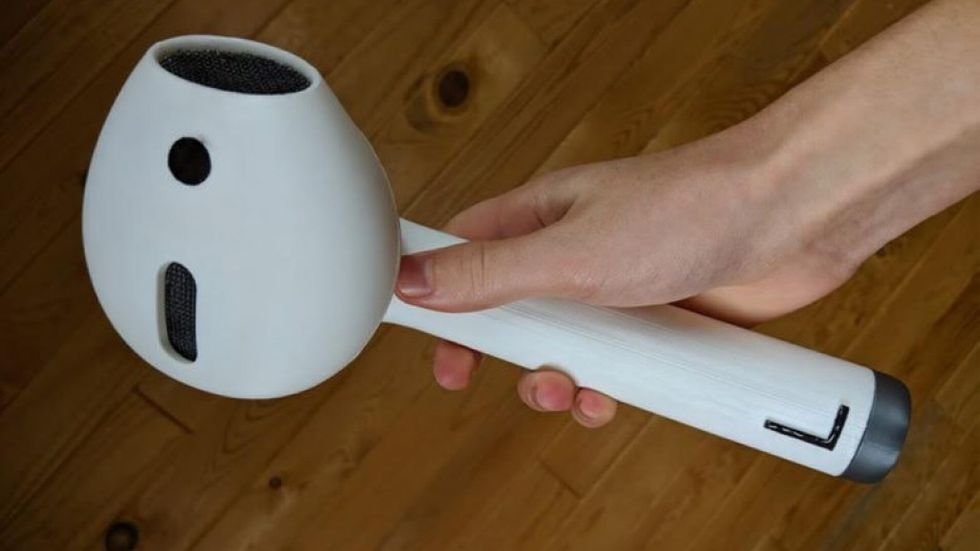 Airpods modell större