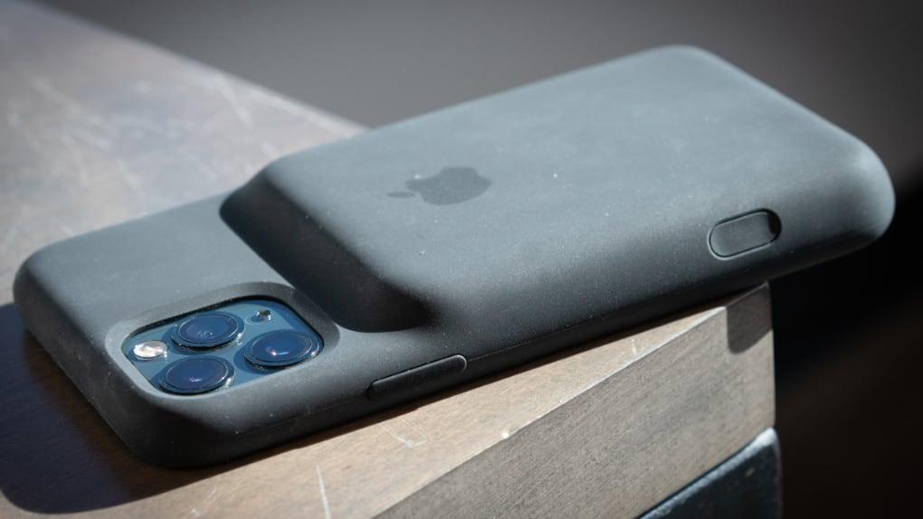 Test Apple Smart Battery Case iPhone 11 Pro