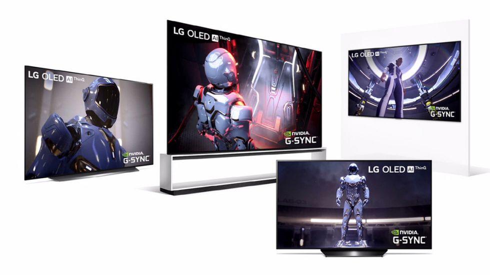 LG Gallery 48CX