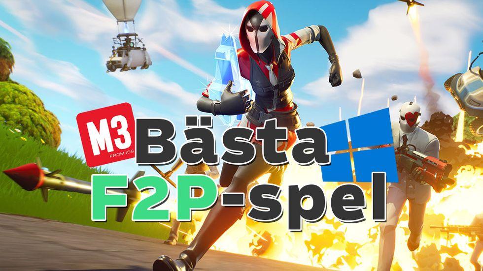 Bästa F2P gratisspel PC