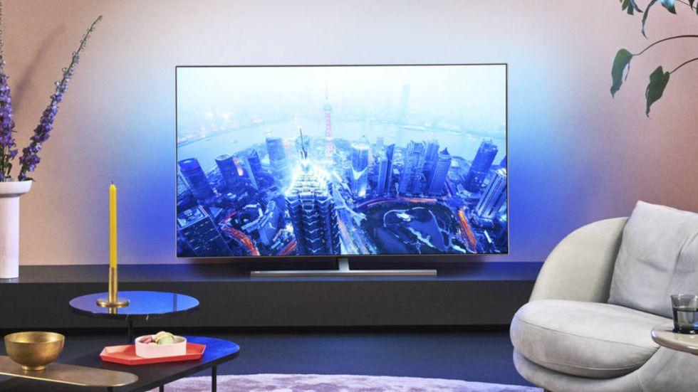 Philips nya oled-tv