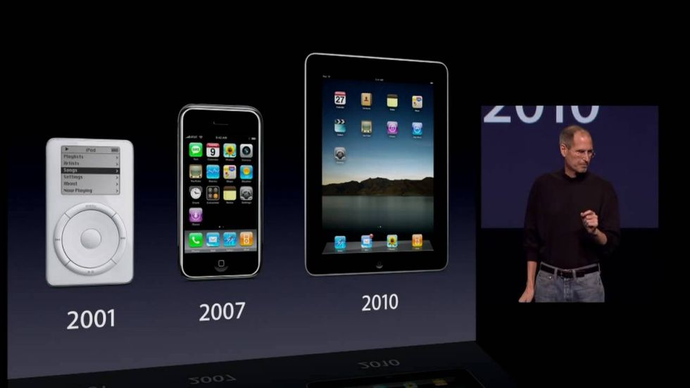 Ipad 2010