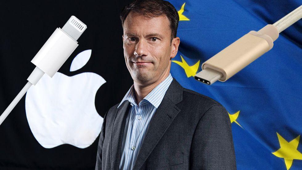 Martin Appel EU apple standard laddare