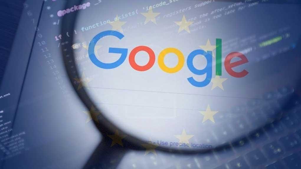 Irland GDPR-granskar Google