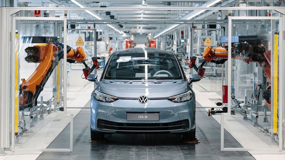 Volkswagen ID 3 problem