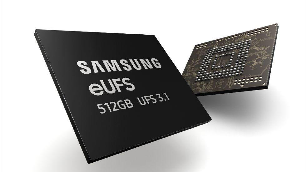 Samsung lagring