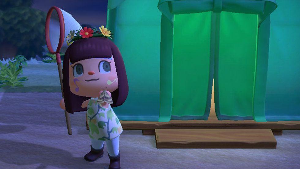Animal Crossing New Horizons: Mys runt på din egen ö