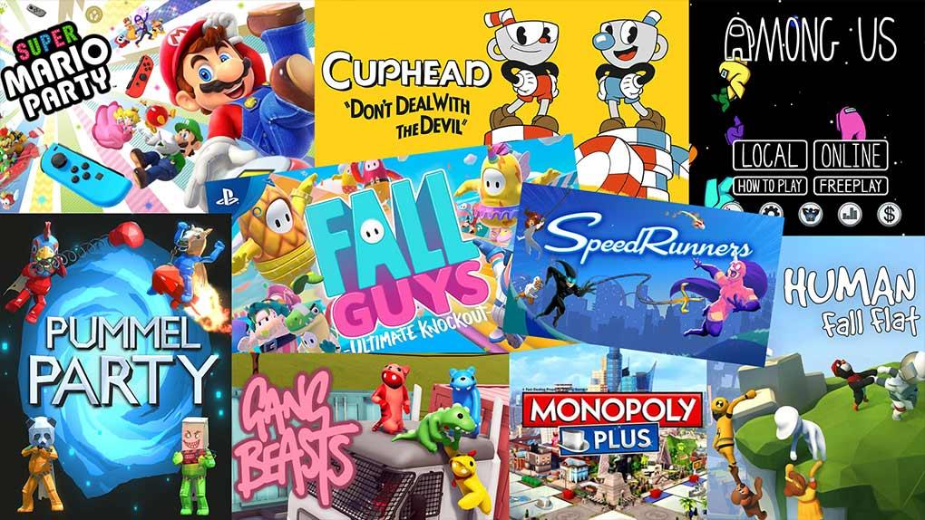 Sällskapsspel online