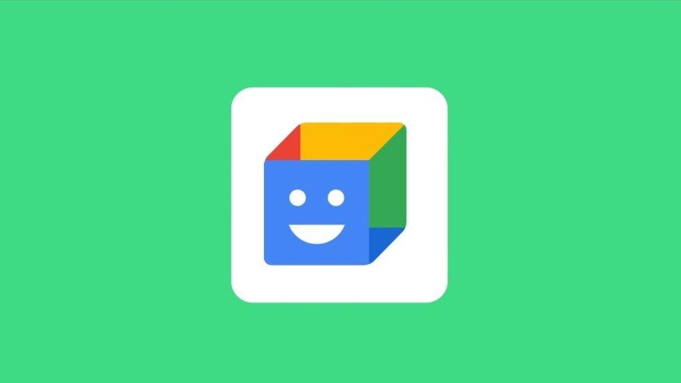 Google Action Block