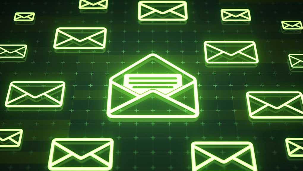 krypterad e-post